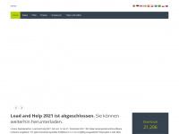 loadandhelp.de Webseite Vorschau
