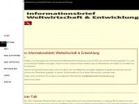 weltwirtschaft-und-entwicklung.org