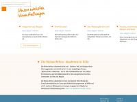 melanchthon-akademie.de