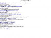 nonformality.org