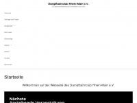 dbc-rhein-main.de Webseite Vorschau