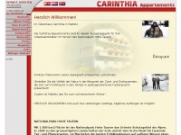 Carinthia-appartements.at