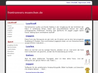 Frontrunners-muenchen.de