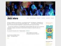 jazzcetera.ch Webseite Vorschau