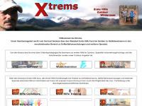 xtrems.net Webseite Vorschau