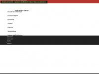 biol.ethz.ch Webseite Vorschau