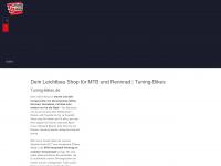 tuning-bikes.de Webseite Vorschau