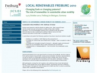 local-renewables-conference.org Webseite Vorschau