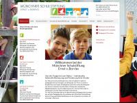 muenchner-schulstiftung.de