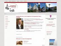 kirchengemeinde-ostdorf-geislingen.de Webseite Vorschau