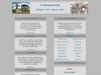 1a-baugutachter.de Webseite Vorschau