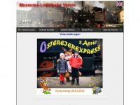 lokalbahnverein.at Webseite Vorschau