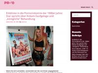 pr-o.info Webseite Vorschau