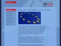 1989-2009.at Webseite Vorschau