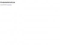 kinderbelletristik.de Webseite Vorschau