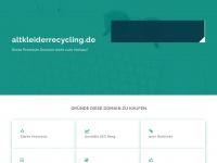altkleiderrecycling.de