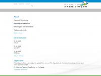 amsoldingen.ch Webseite Vorschau