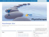 physio-etter.ch Webseite Vorschau