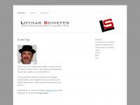 lothar-schiefer.de Webseite Vorschau