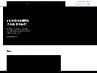 allianz-pro-schiene.de Webseite Vorschau