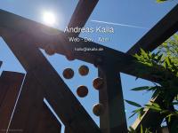 akalla.de Webseite Vorschau