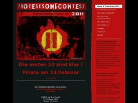 protestsongcontest.net