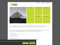 bqs.ch Webseite Vorschau
