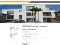 kissling-bau.com Webseite Vorschau
