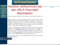 Mx5freundemainhatten.de