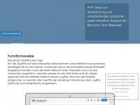 php-web-statistik.de Webseite Vorschau