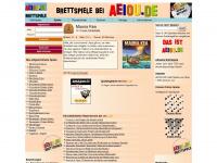 aeiou.de Webseite Vorschau
