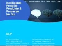 ki-p.de Webseite Vorschau