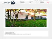 tierklinik-ahlen.de Webseite Vorschau