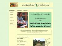 musikschule-praeludium.de