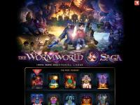 wormworldsaga.com