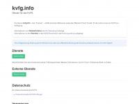 kvfg.info Webseite Vorschau