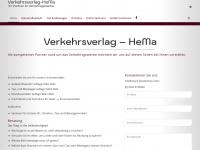verkehrsverlag-hema.de
