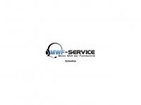 mwf-service.com Webseite Vorschau