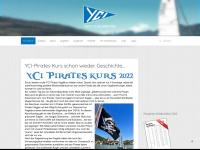 yci.ch Webseite Vorschau