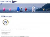 yczug.ch Webseite Vorschau