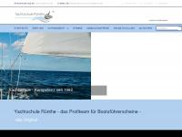 yachtschule-ruenthe.de