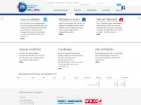 i2b.at Webseite Vorschau