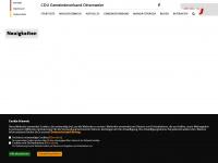 cdu-ottersweier.de Webseite Vorschau