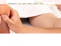 physio-mobilis.at Webseite Vorschau
