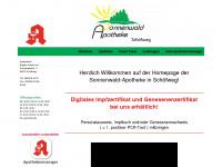 sonnenwaldapotheke-schoefweg.de