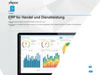 vepos.net Webseite Vorschau
