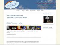 traumland-verlag.de Webseite Vorschau