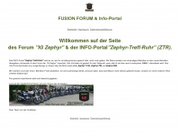Zephyr-treff-ruhr.de