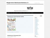 Buergerverein-oberhausen-borbeck-ev.de
