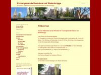 kirche-neubukow.de Webseite Vorschau